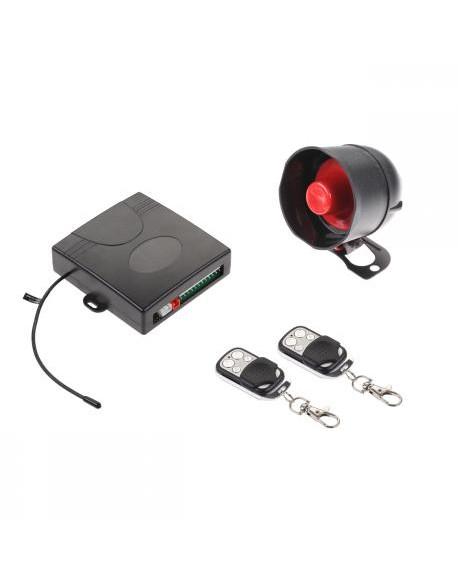Samochodowy alarm z homologacją PY-3018