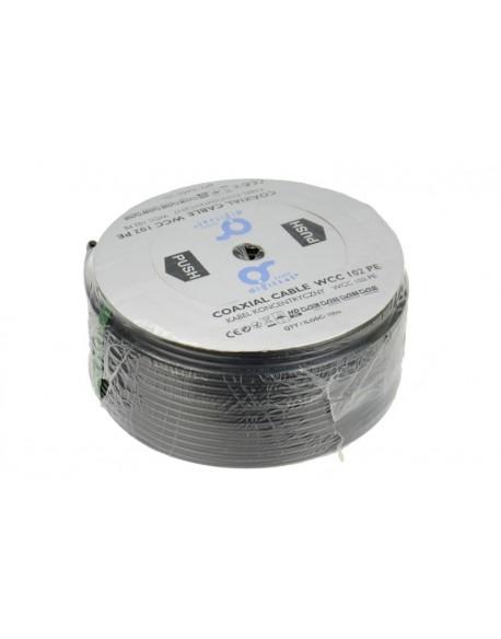 Kabel DIGITSAT Basic WCC 102 CU PE żel, rolka 100mb