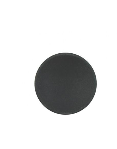 Kopułka 7,5cm czarna