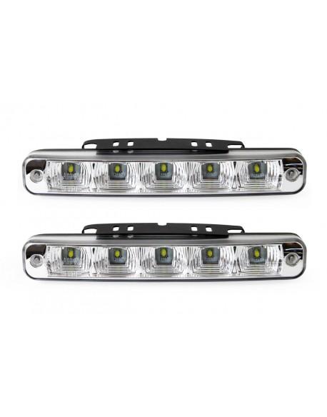 Światła do jazdy dziennej AMiO DRL 507HP by NSSC