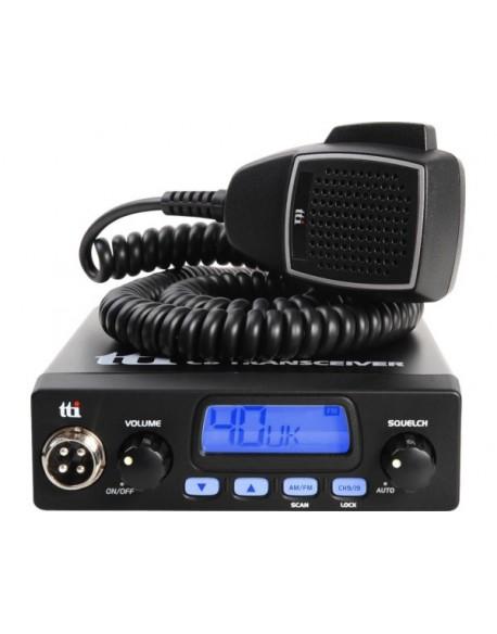 TTI TCB 550 AM RADIO CB