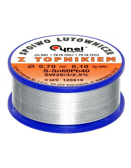 Cyna 0,70/100g/spoiwo LC60-FSW26