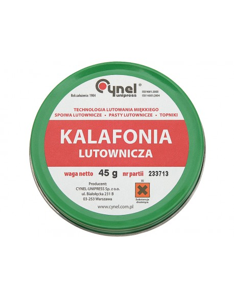 Kalafonia 45g CYNEL
