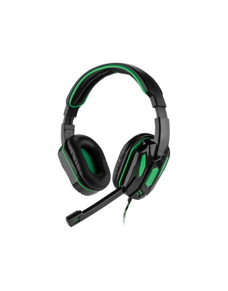 Słuchawki BLOW nagłowne z mikrof.MDX200