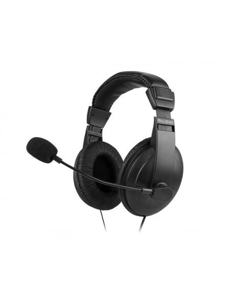 Słuchawki BLOW nagłowne z mikrof.MDX100