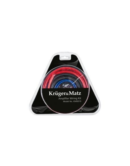 Zestaw montażowy do wzmacniaczy Kruger&Matz