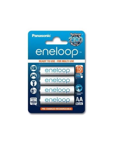 Akumulatorki AA / R6 Panasonic Eneloop 2000mAh BK-3MCCE/4BE - 4 sztuki (blister)