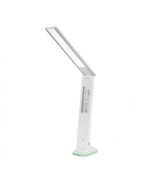 Lampa LED z wyświetlaczem