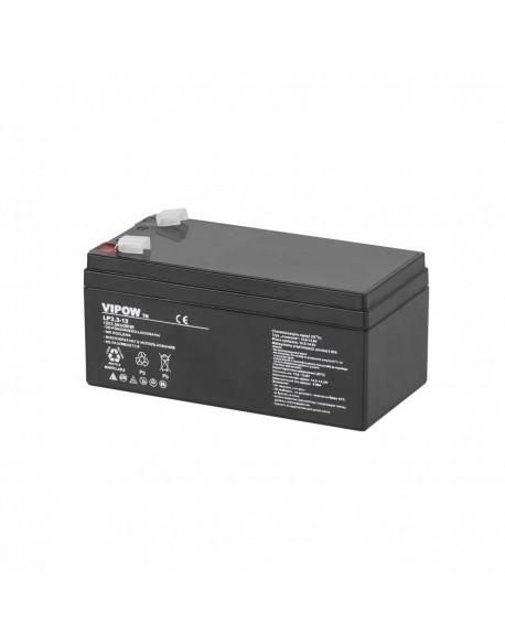 Akumulator żelowy Vipow 12 V / 3,3 Ah