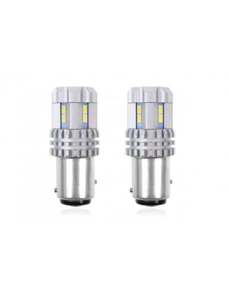 Żarówki LED CANBUS UltraBright 3020 22SMD 1157 P21/5W White 12V/24V