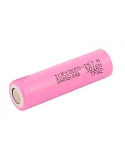 Akumulator 18650 Li-ion Samsung ICR18650-26JM 2600mAh