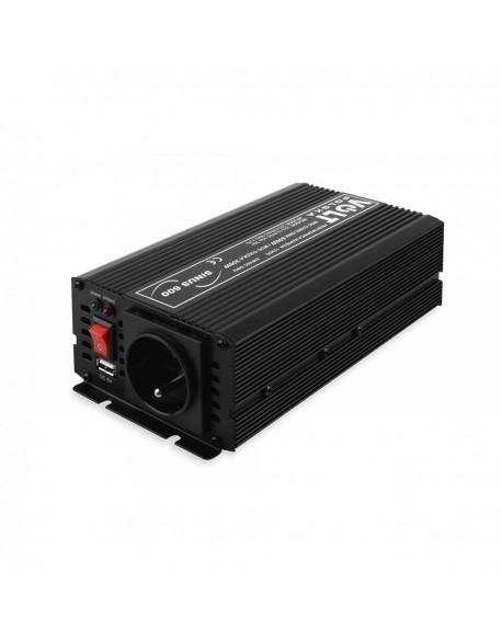 SINUS 600 12/230V (300/600W) PRZETWORNICA NAPIĘCIA