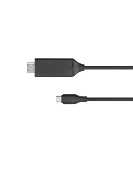 Kabel HDMI - USB typu C 2 m Kruger&Matz
