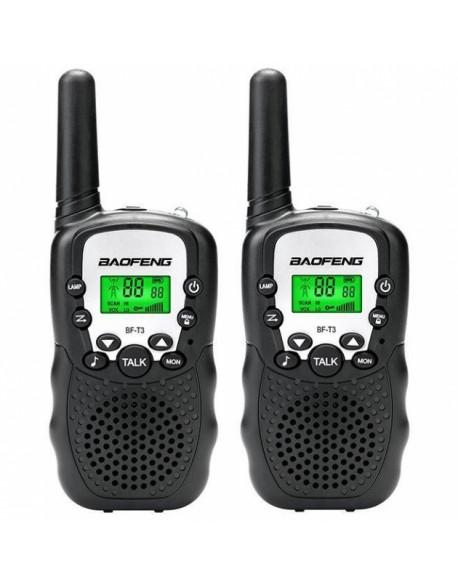 Opinie: 0 Radiotelefon Baofeng BF-T388 2 szt. - czarny (R BF T-388 BLACK)