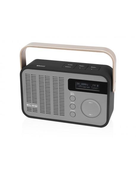 Radio przenośne cyfrowe DAB+ BLOW RD1
