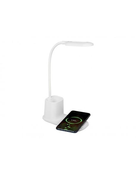 Lampka biurkowa LED indukcja QC LB-05