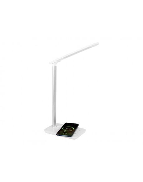 Lampka biurkowa LED indukcja QC LB-06