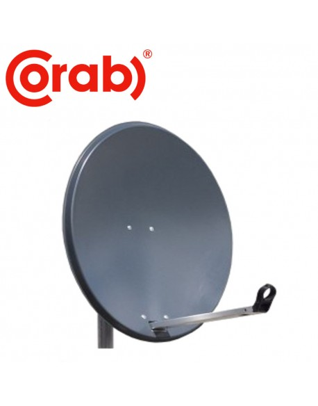 Antena satelitarna Corab X800 Grafitowa